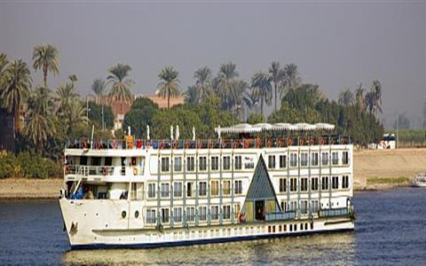 Ms Princess Sarah Nile Cruise