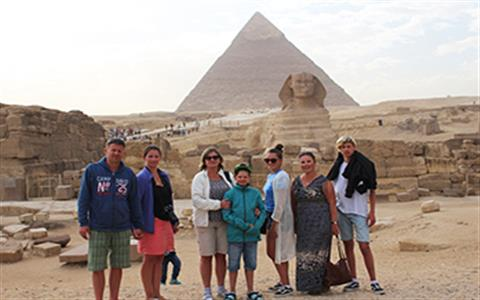 Excursiones y Tours por El Cairo.