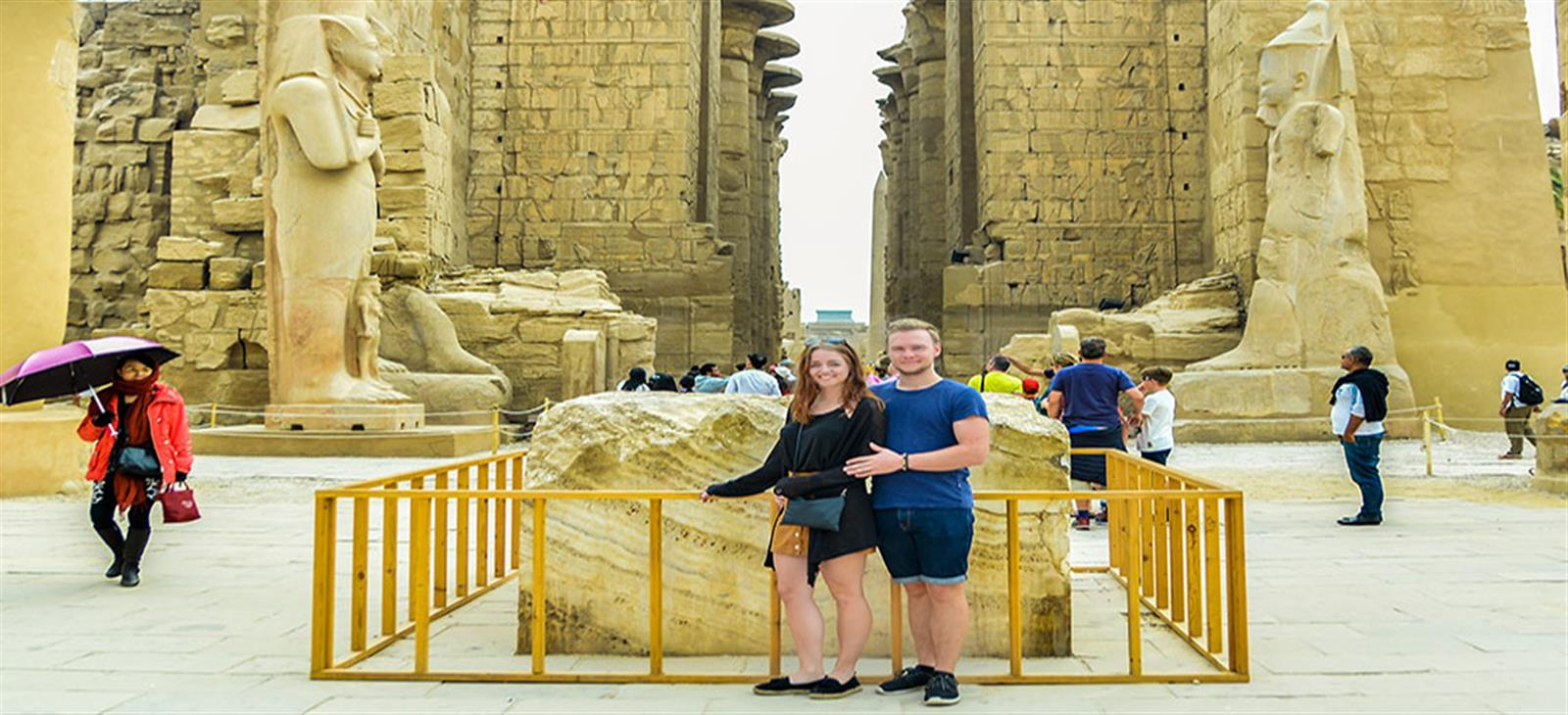 2 Days Tour to Luxor Temples from Marsa Alam
