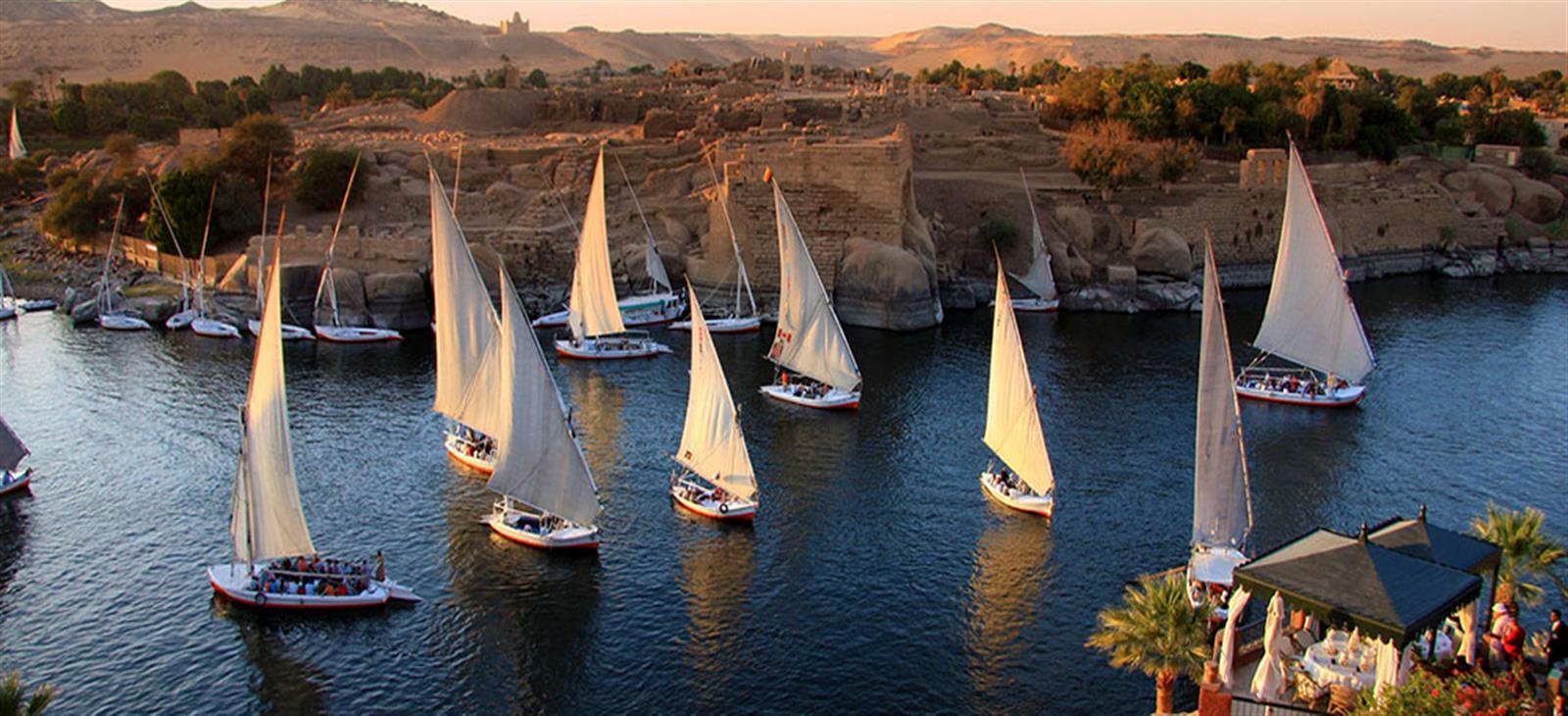 8 days cairo and nile cruise