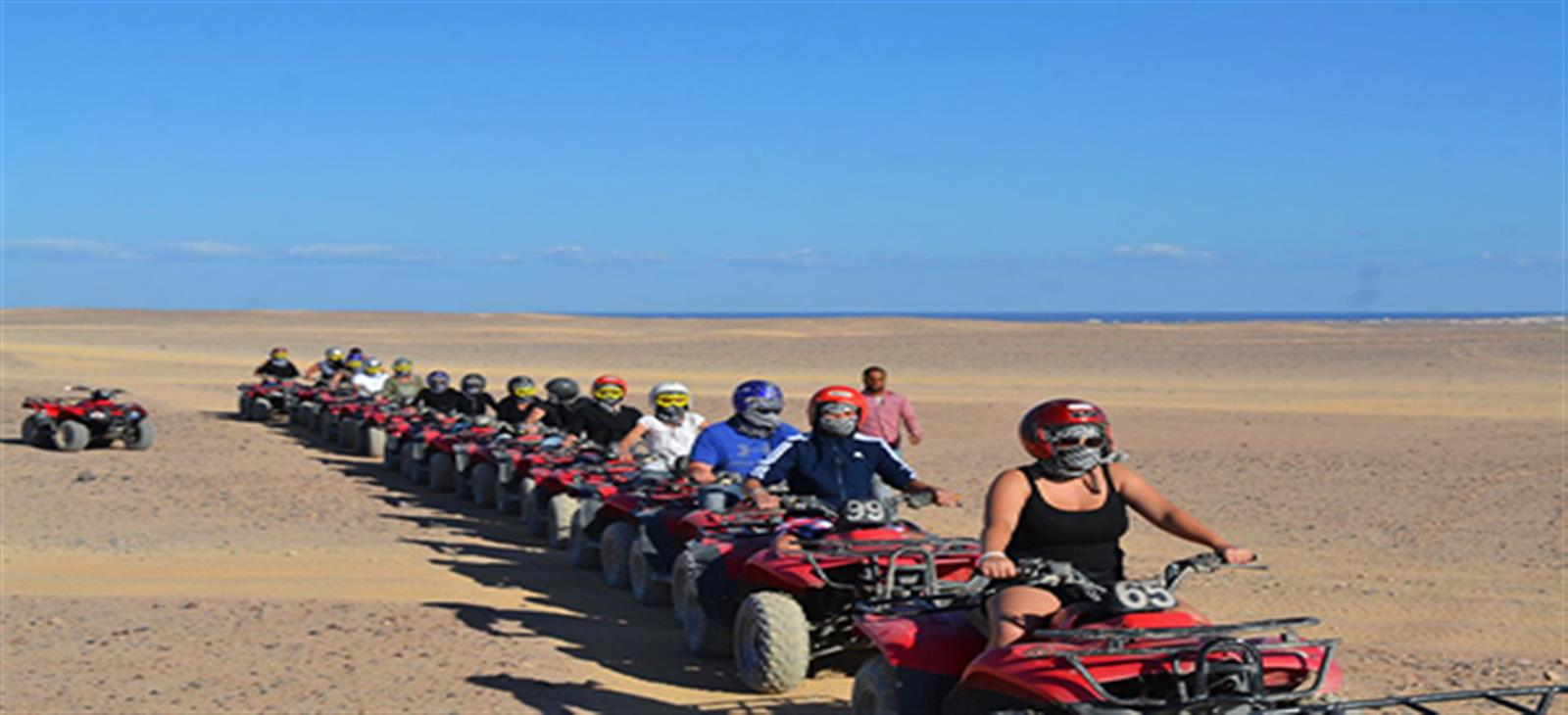 Desert safari from Hurghada