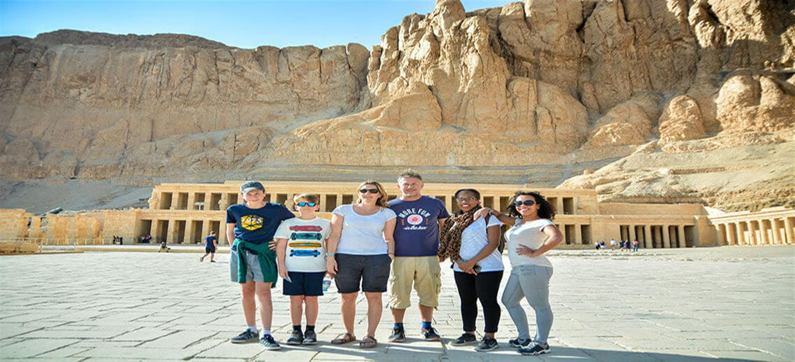 Luxor day tour from Dahab